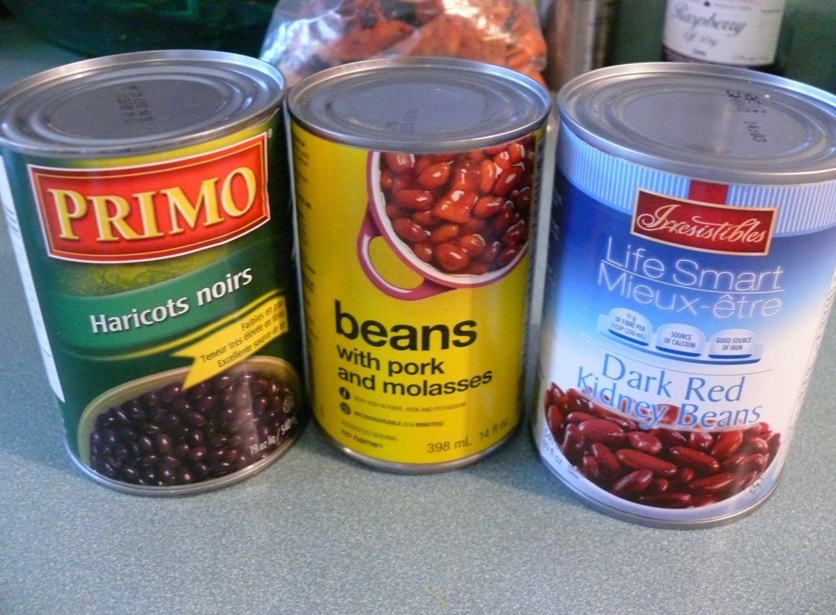 Beans for Chili