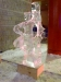 Scottish Dancer Ice Sculpture