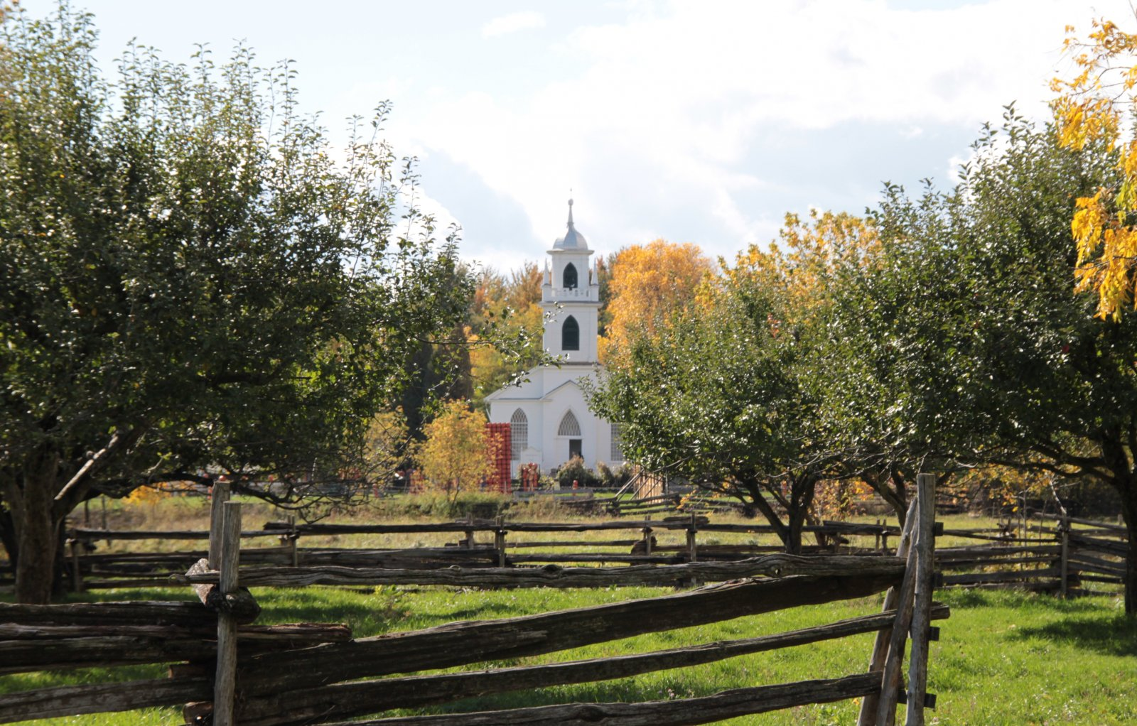 The Church at Upper Canada Village