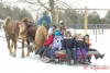 Sleigh-ride in the Snow